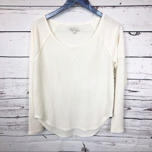 Lucky Brand Long Sleeve Thermal Top